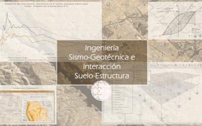 Curso en Ingeniería Sismo-Geotécnica e Interacción Suelo-Estructura