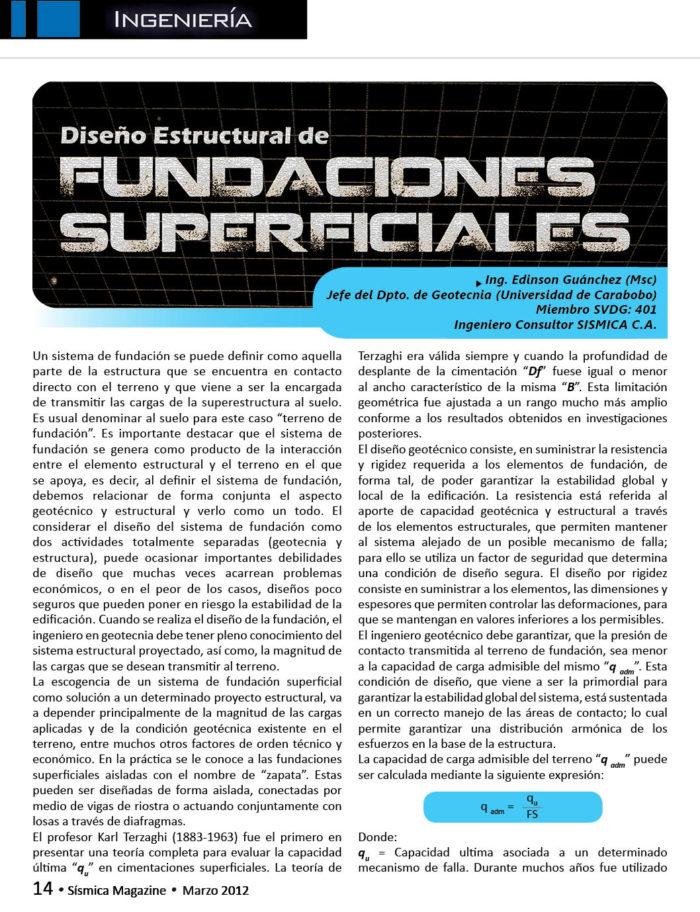 Diseno-Estructural-Fundaciones-Superficiales