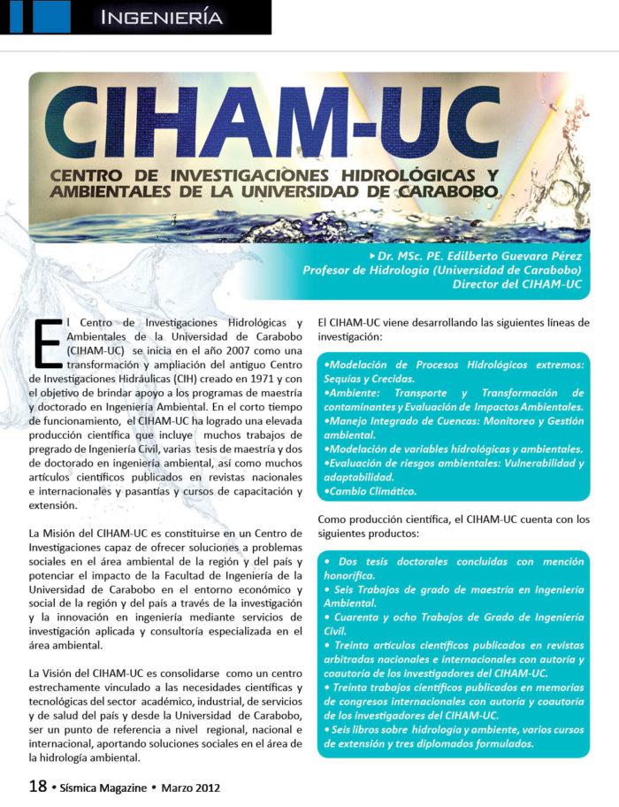 CIHAM-UC