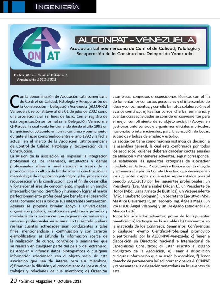 ALCONPAT-Venezuela